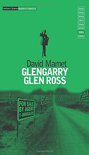 9780413554208: Glengarry Glen Ross (Methuen Drama Modern Plays)