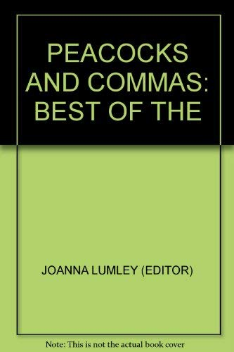 PEACOCKS AND COMMAS: BEST OF THE: JOANNA LUMLEY (EDITOR)