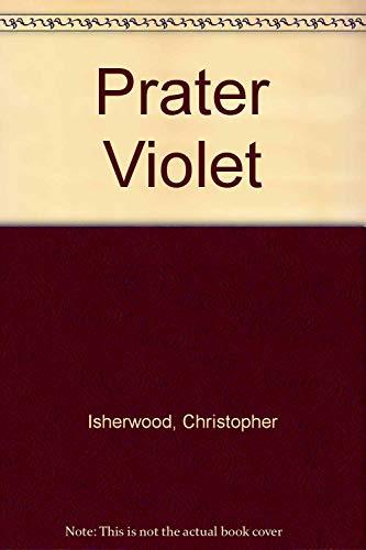 9780413563101: Prater Violet