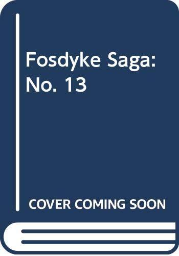 Fosdyke Saga: Thirteen: Tidy, Bill