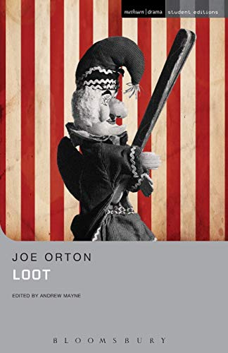 9780413567604: Loot (Student Editions)