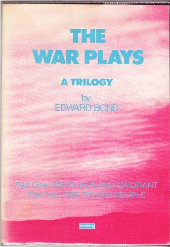 9780413572400: War Plays: A Trilogy