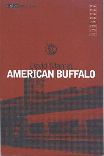 9780413574503: American Buffalo (Modern Plays)