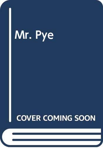 9780413580108: Mr. Pye