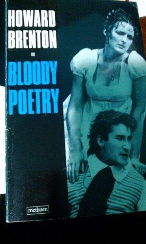 9780413583505: Bloody Poetry (Methuen Modern Plays)