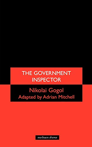 9780413584700: The Government Inspector (Modern Plays)