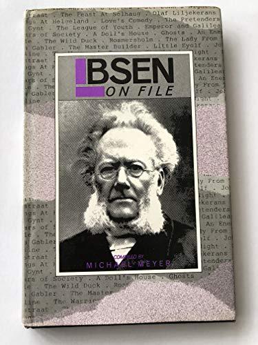 9780413585301: Ibsen on File (Writers on File)