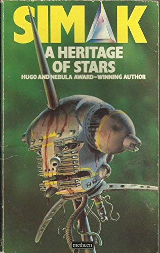 9780413588005: HERITAGE OF STARS