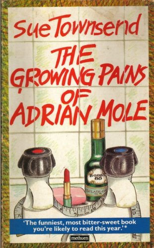 9780413588104: The Growing Pains of Adrian Mole (A Methuen paperback)