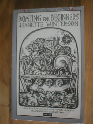 Boating for Beginners: Winterson, Jeanette (inscribed to Jessica Mitford)