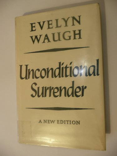 9780413598202: Unconditional Surrender