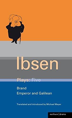 9780413604903: Ibsen Plays: 5: