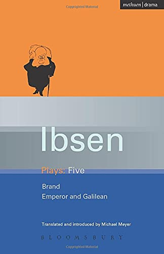 9780413604903: Ibsen Plays: 5: Brand; Emperor and Galilean (World Classics) (Vol 5)