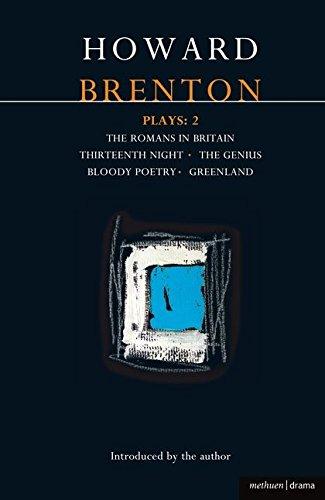 9780413614902: BRENTON: PLAYS TWO (World Dramatists Series) (Vol 2)