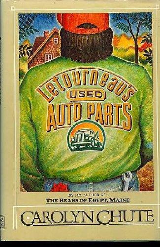 9780413615701: Letourneau's Used Auto Parts