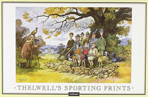 9780413619006: Thelwell's Sporting Prints