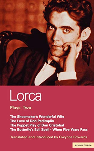 9780413622600: Lorca: Plays Two