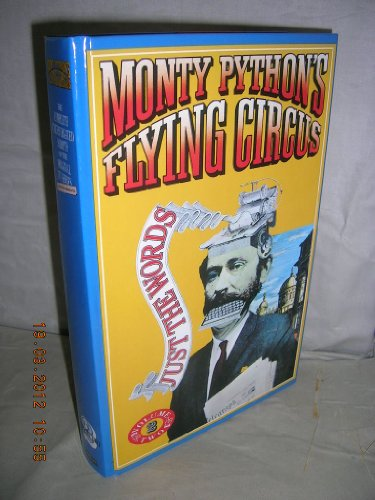 Monty Python's Flying Circus, Vol. 2 (v. 2) (0413625508) by Graham Chapman; John Cleese; Terry Gilliam; Eric Idle; Terry Jones; Michael Palin