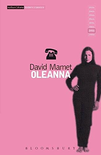 9780413626202: Oleanna (Modern Plays)