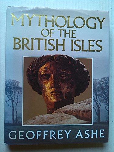 9780413629906: Mythology of the British Isles