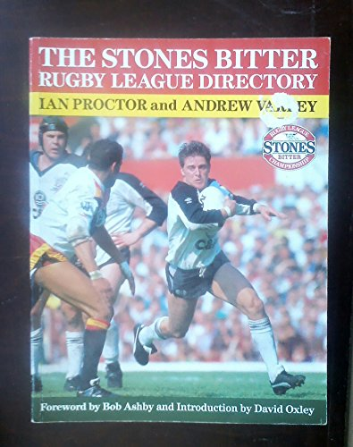 9780413630407: 'STONES BITTER RUGBY LEAGUE DIRECTORY, THE'