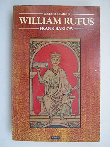 9780413633200: William Rufus