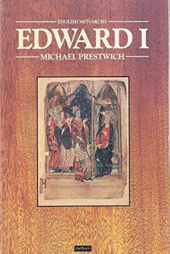 9780413633705: Edward I (English monarchs)