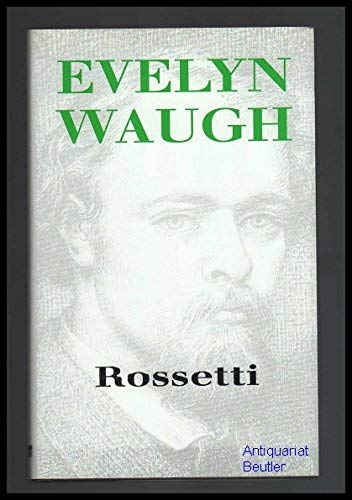 9780413639301: Rossetti: His Life and Works
