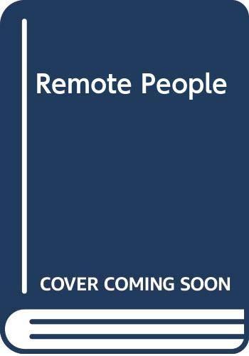 9780413639608: Remote People