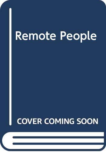 9780413639608: Remote People