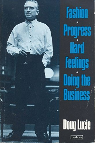 9780413650900: Fashion, Progress, Hard Feelings, Doing the Business (Modern Plays S.)