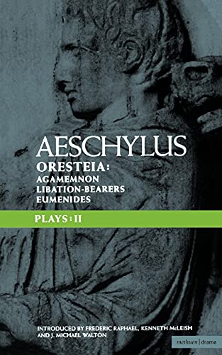 9780413654809: Aeschylus: Plays Two:
