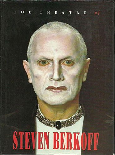 9780413661500: THEATRE OF STEVEN BERKOFF (Biography and Autobiography)