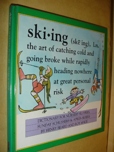 9780413662804: Skiing
