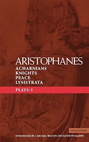 9780413669001: Aristophanes Plays: 1: Acharnians; Knights; Peace; Lysistrata (Classical Dramatists) (Vol 1)