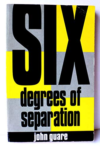 Six Degrees of Separation (Royal Court Writers Series): Guare, John