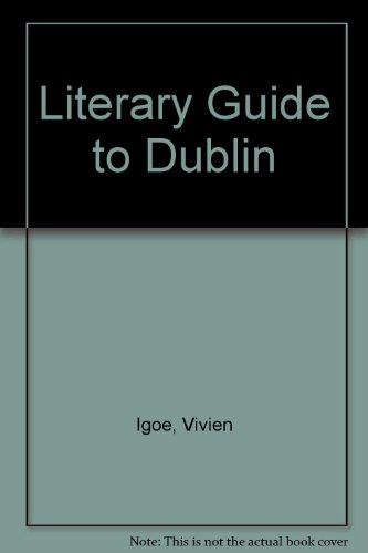 9780413674203: Literary Guide to Dublin