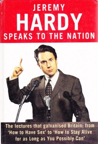 9780413680808: Jeremy Hardy Speaks to the Nation