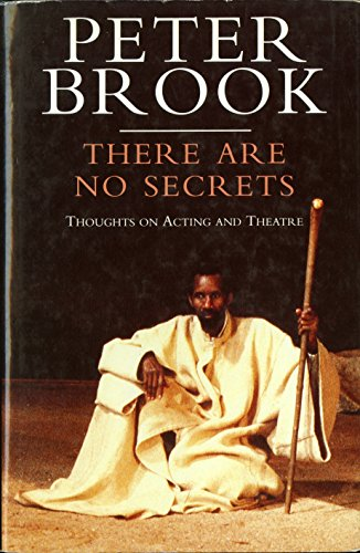 9780413681409: There are No Secrets: Thoughts on Acting and Theatre
