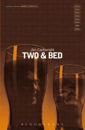 9780413683304: 'Two' & 'Bed' (Modern Classics)