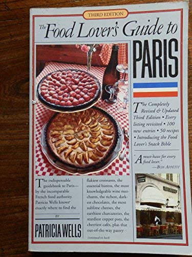 9780413685209: The Food Lover's Guide to Paris