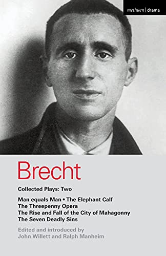 9780413685605: Brecht Collected Plays: 2 (World Classics) (Vol 2)