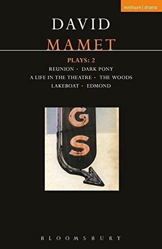 9780413687401: Mamet Plays: 2: