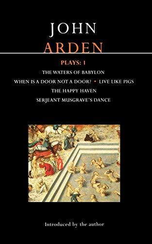 9780413688002: Arden Plays: 1