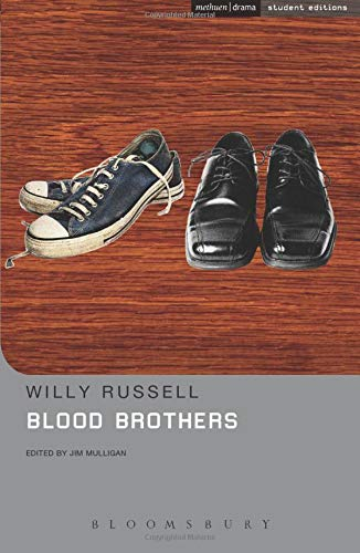 blood brothers by willy russell essay Category: blood brothers essays title: assessment of blood brothers, by willy  russell.