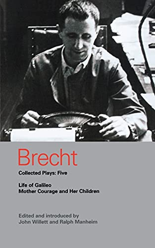 9780413699701: Brecht Collected Plays: 5: Life of Galileo; Mother Courage and Her Children (World Classics)