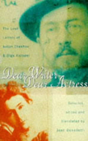 9780413705808: Dear Writer, Dear Actress: The Love Letters of Olga Knipper and Anton Chekhov