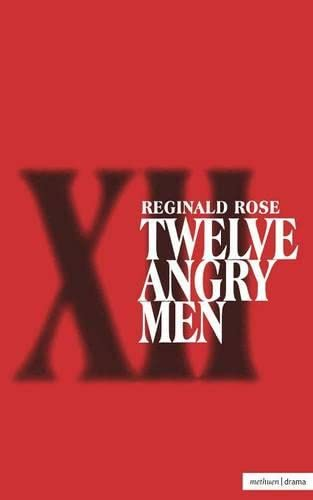 9780413706102: Twelve Angry Men (Modern Plays)