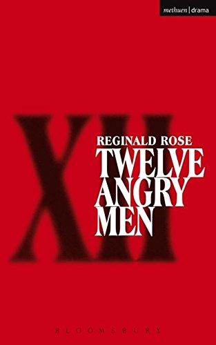 "Twelve Angry Men"" (Modern Plays): Rose, Reginald"