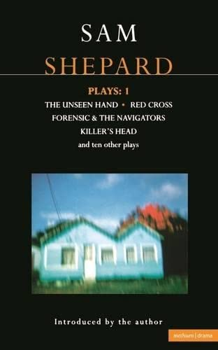 9780413708304: Sam Shepard: Plays One: